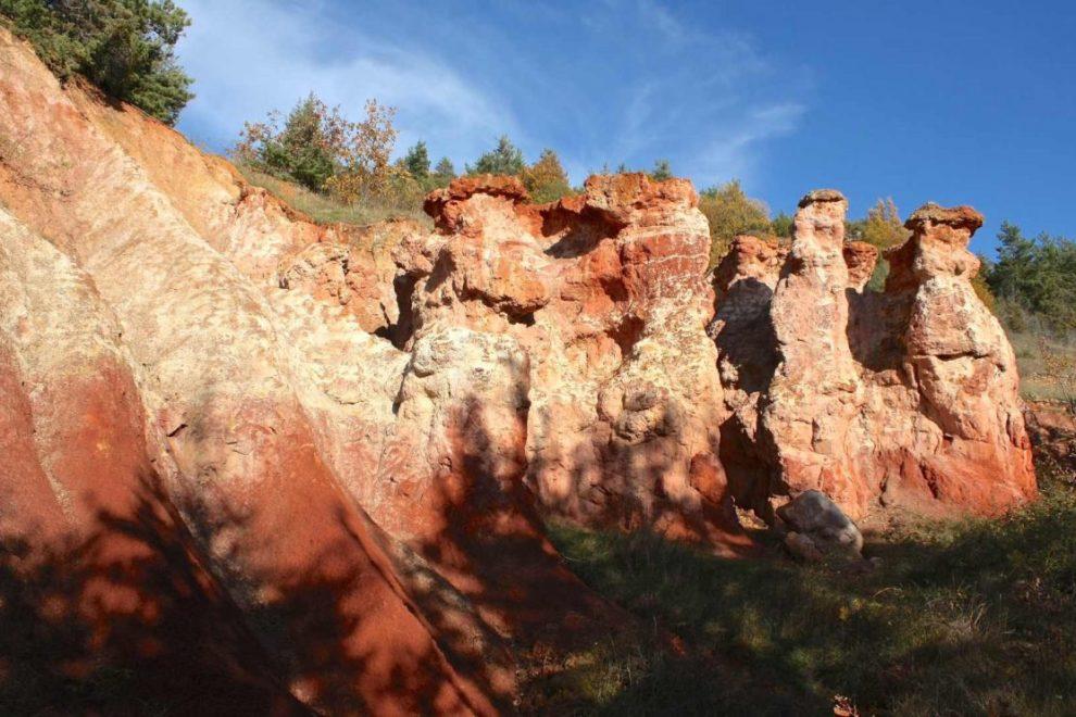 Escapade Dans Le Petit Colorado De Boudes 7 Jours A Clermont