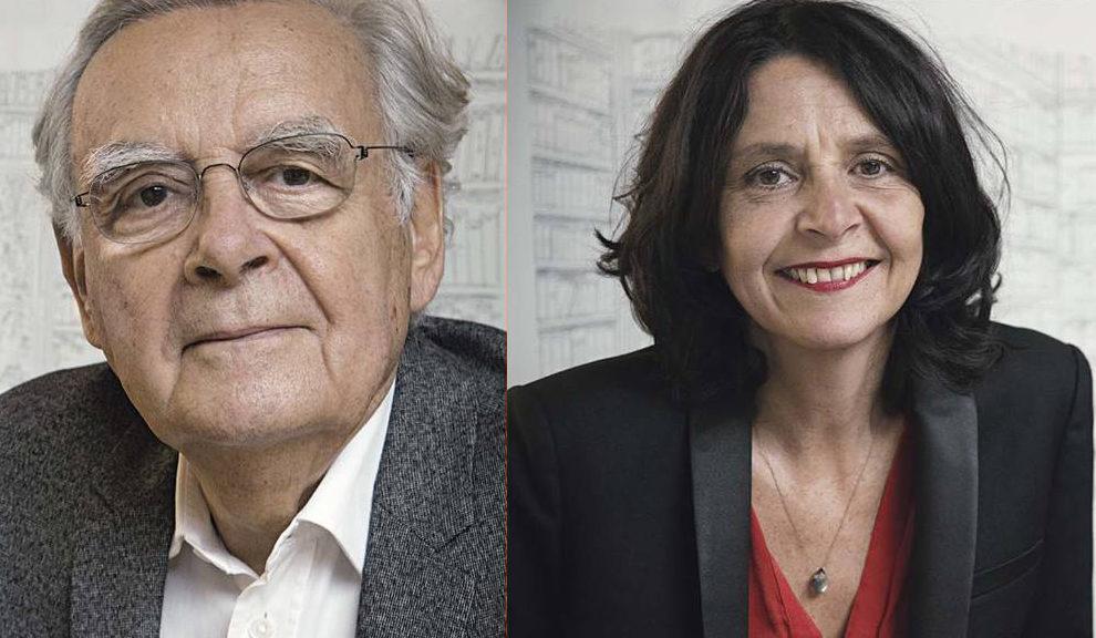 Bernard et Cécile Pivot