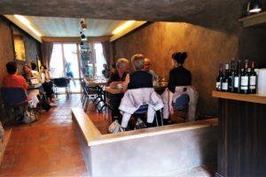 Restaurant Maison du Gaucher, cuisines et dépendances.