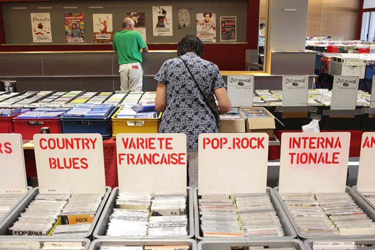 La Fête Du Disque Ou La Revanche Du Vinyl 7 Jours à Clermont