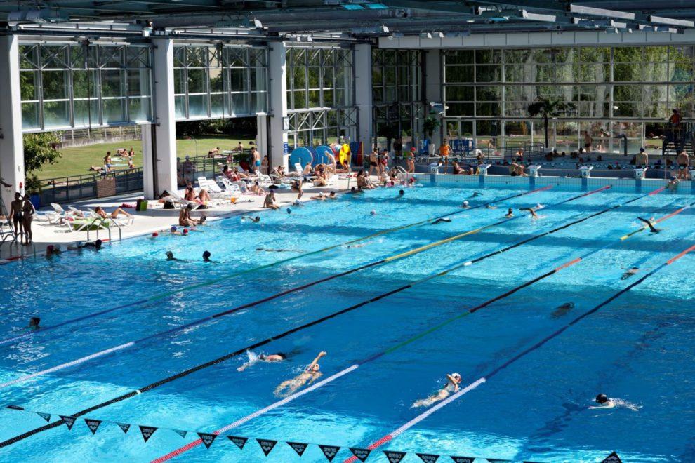 Les piscines métroplitaines accessibles sans réservation