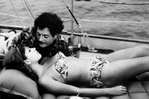 """Stefania Sandrelli et Marcello Mastroianni dans """"Divorce à l'italienne""""."""