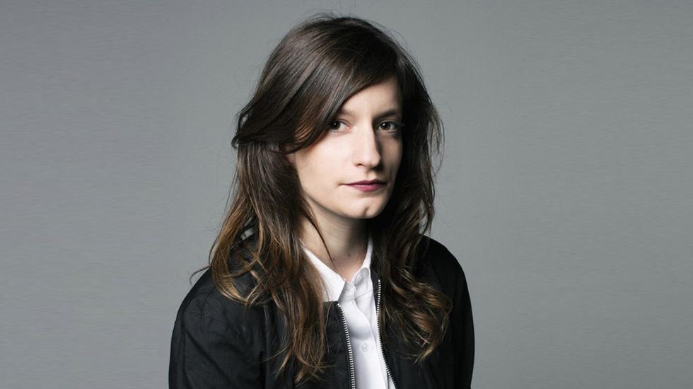 Justine Emard, portrait par Franklin Bélingard