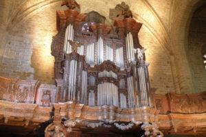 Orgues de l'Abbatiale de la Chaise-Dieu