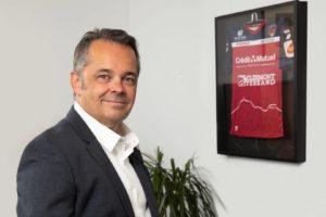 Interview de Frédéric Ranchon, président du Crédit Mutuel Massif Central., président