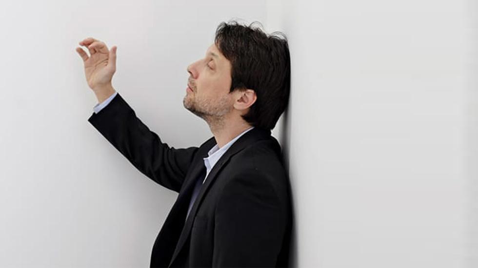 Roberto Forés Veses, chef de l'Orchestre National d'Auvergne