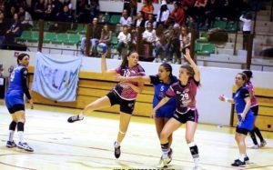 Le club emblématique du handball féminin dans la métropole.