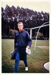 Jean-Luc Salomon, athlète de demi-fond