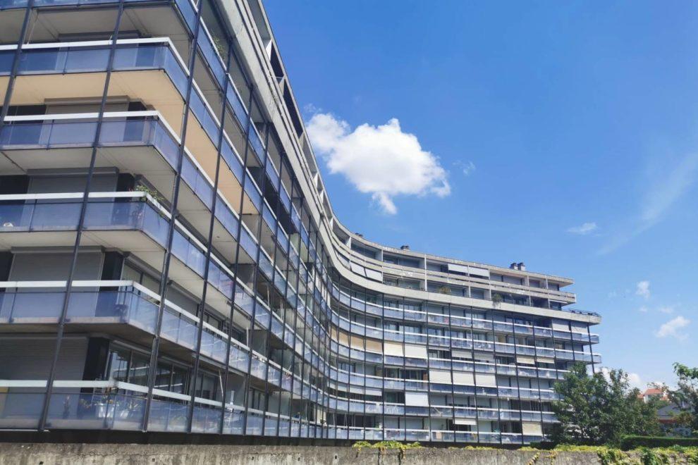La Résidence Europe à Chamalières : une architecture marquante.