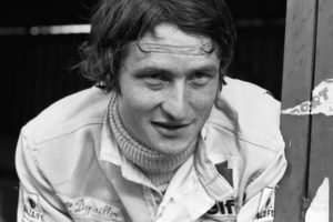 P. Depailler / Photo Paul Lutz-Agissons pour Charade