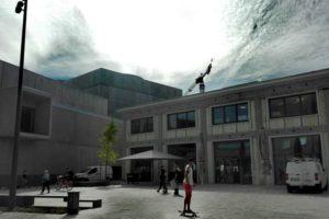 Le nouveau bâtiment de la Comédie / Photo 7 Jours à Clermont