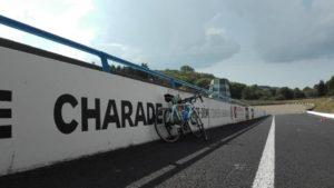 Vélo à Charade