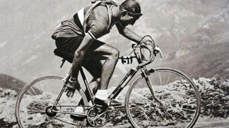 Gino Bartali / Photo DR