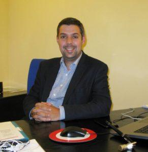 Sylvain Casildas, maire d'Aubière / Photo 7 Jours à Clermont