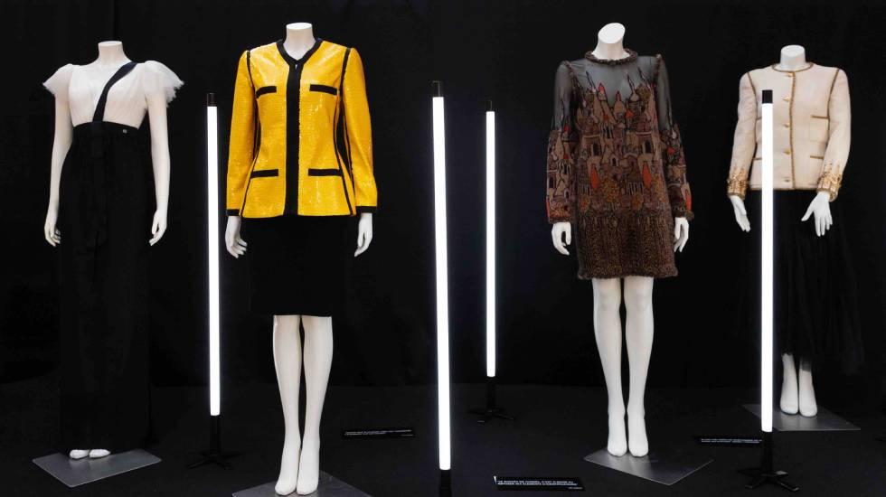 Rétrospective Lagerfeld sur le 3e Salon du Vintage / Photo Salon du Vintage