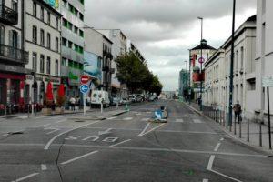 Avenue de L'Union Soviétique à Clermont