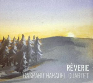cd Rêverie, illustration Christine Flament