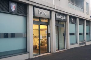 Local police municipale clermont