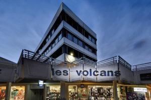 Façade de la Librairie Les Volcans, photo Denis Pourcher