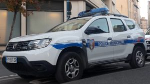Voiture Police Municipale Clermont