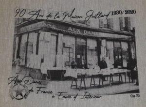 Image ancienne Maison Juillard