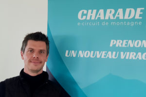 Romain Sellier directeur du circuit de Charade / Photo 7 Jours à Clermont