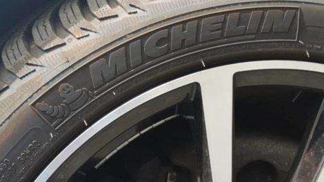 pneu Michelin / photo : 7 Jours à Clermont