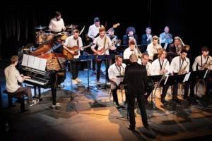 Le Big Band du Conservatoire de Clermont / Phot DR