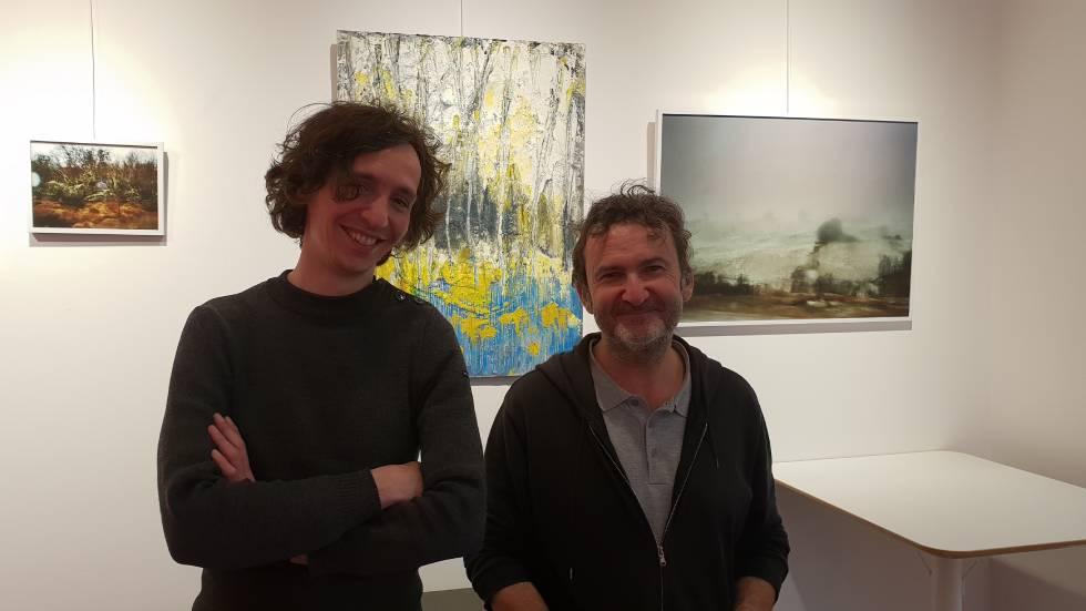 J. MIgnot et C. Legrand, expo commune / Photo 7 Jours à Clermont