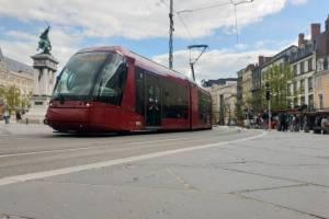 tramway jaude