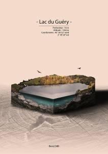 Lac du Guery par benoît Lacombat