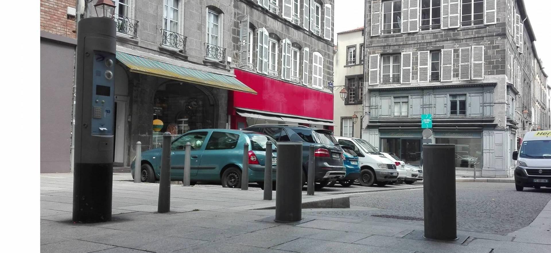 Clermont, rue piétonne / photo 7 Jours à Clermont