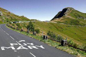 La route du Puy Mary / Photo : Pom' - creative commons Flicker
