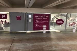 Clermont_Parc à Vélos souterrain Photo DR