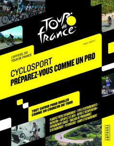 """livre """"Cyclosport - préparez-vous comme un pro"""" Paul Knott- éd. Amphora"""