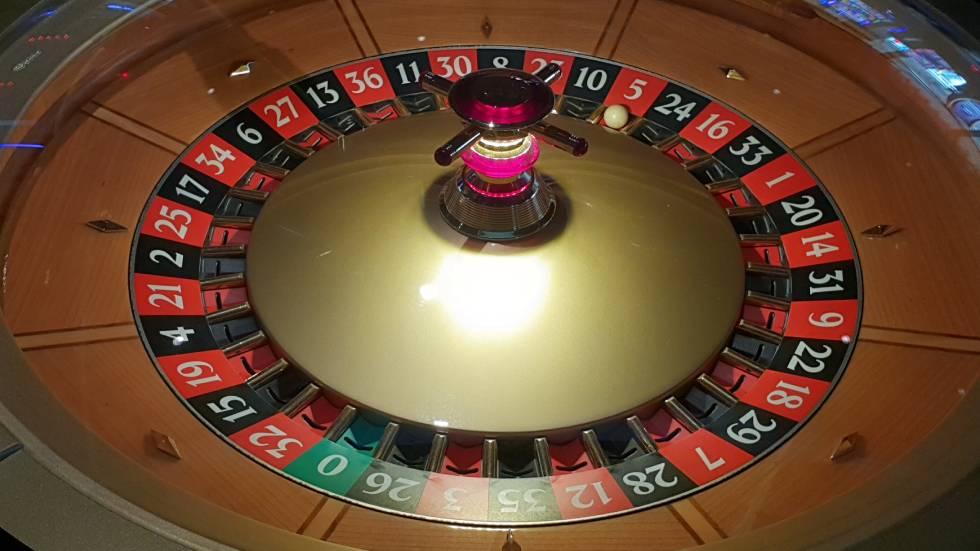 Roulette Casino de Royat. Photo 7 Jours à Clermont