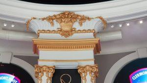 Détail du décors du Casino de Royat / Photo 7 Jours à Clermont