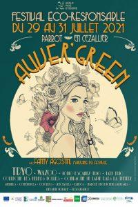 Affiche Auver'green