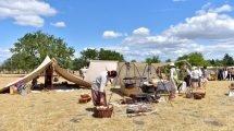 Les Arverniales 2015 - Campement Gaulois - Teuta Arverni