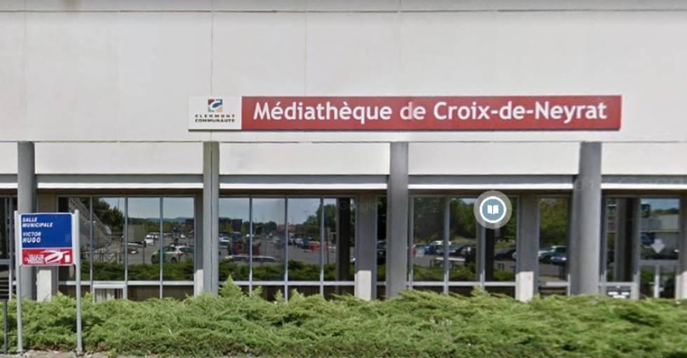 Médiathèque Croix Neyrat