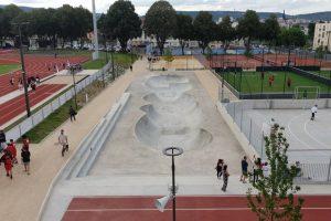 Nouveau Stade Marcombes, Clermont-Ferrand