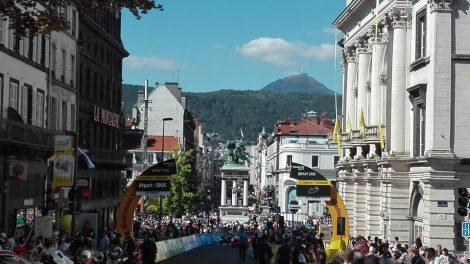 Clermont : Le départ du Tour en 2020 / Photo Olivier Perrot