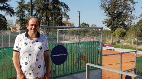 Pierre Teissèdre, pdt du SCTC