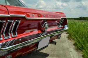 Ford Mustang / Photo Jakub Hruška - Pixabay