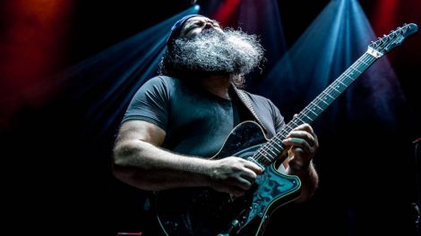 Johnny Gallagher / Photo Philip Ducap