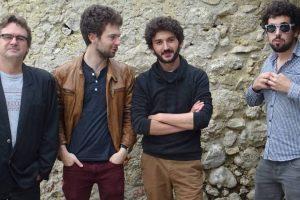 Gaspard Baradel Quartet : Photo DR
