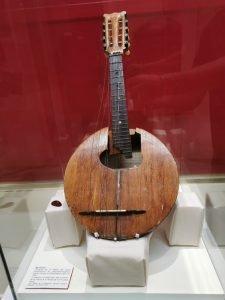 Photo : musée de la résistance / mandoline