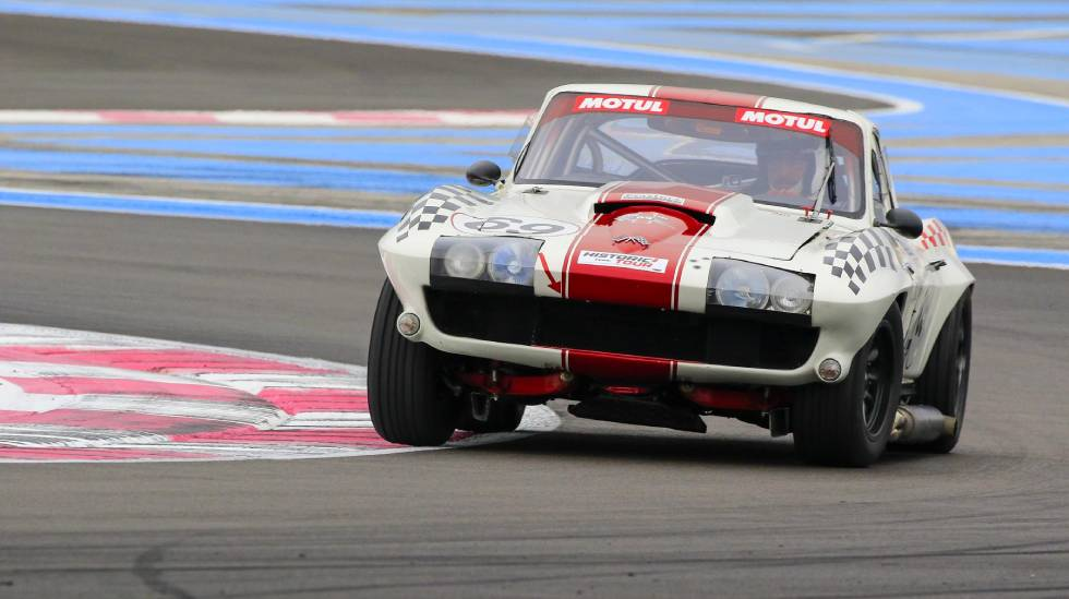 Chevrolet Corvette HMV Racing