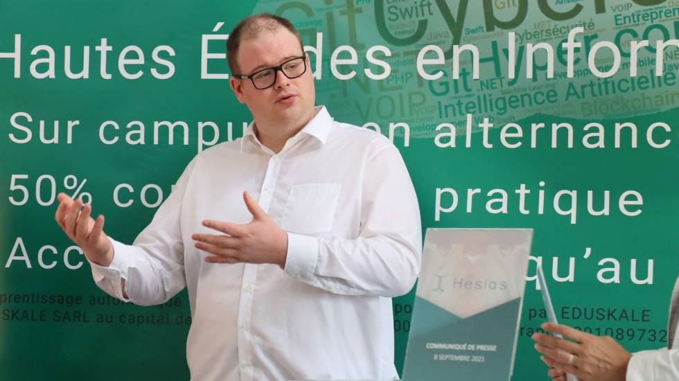 Laurent Sanselme © Phoebus Communication