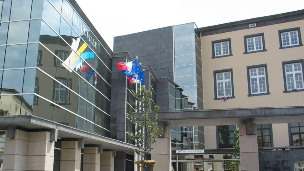 Hôtel de Ville Aubière / Photo ville d'Aubière